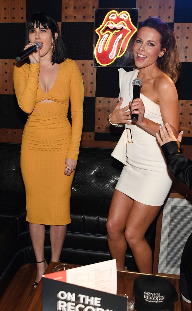 Rumer Willis, Kate Beckinsale