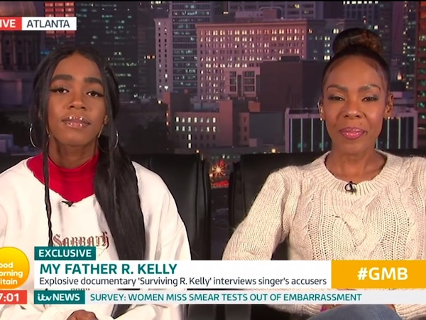 R. Kelly's Ex-Wife and Daughter Reveal They're ''Torn'' Over Abuse Allegations