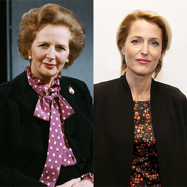 Gillian Anderson Joins The Crown as Margaret Thatcher: Meet the New Cast