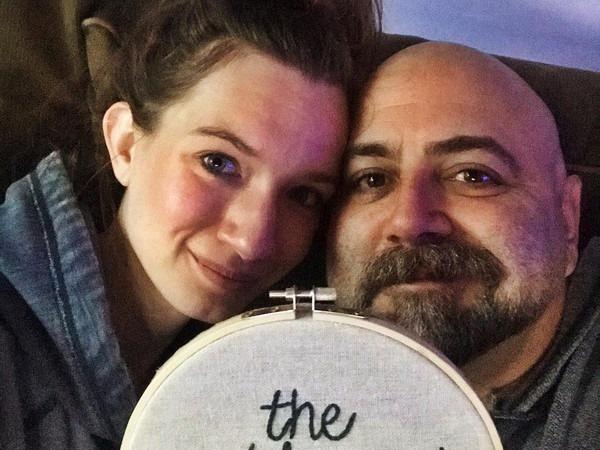 Food Network Star Duff Goldman Marries Girlfriend Johnna Under a T-Rex