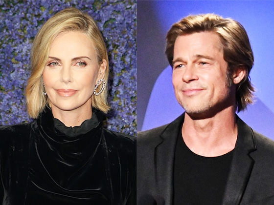 False Alarm! Those Brad Pitt and Charlize Theron Relationship Rumors Are Totally Not True
