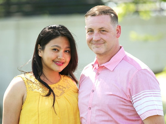 <I>90 Day Fianc&eacute;</i>&rsquo;s Eric and Leida Get Police Visit Amid Abuse Accusations</I>