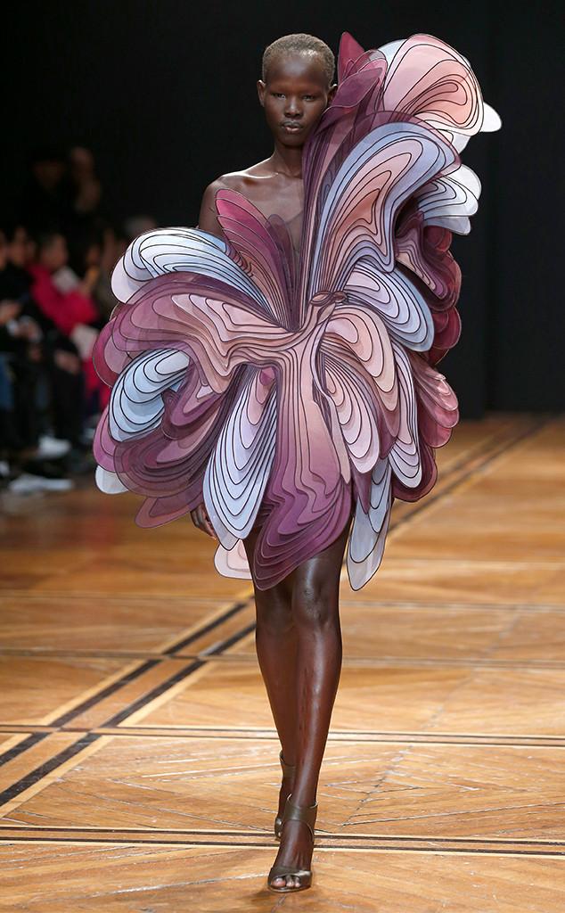 Best Looks, 2019 Paris Fashion Week, Iris Van Herpen