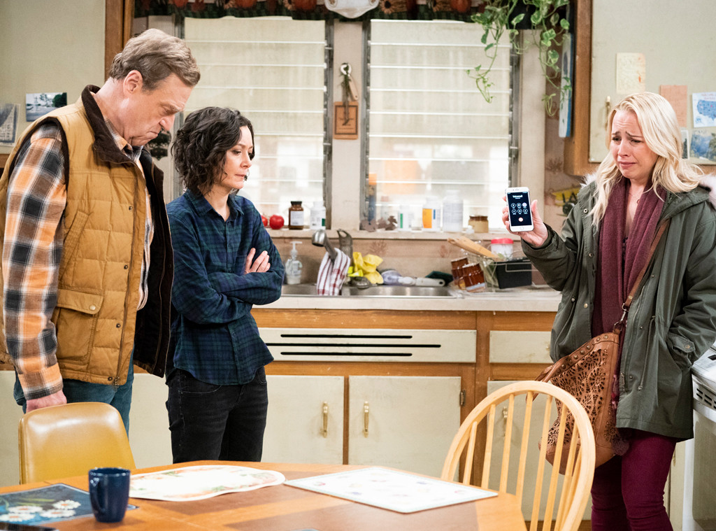 Why Sara Gilbert Is Leaving The Talk and Sticking With The Conners