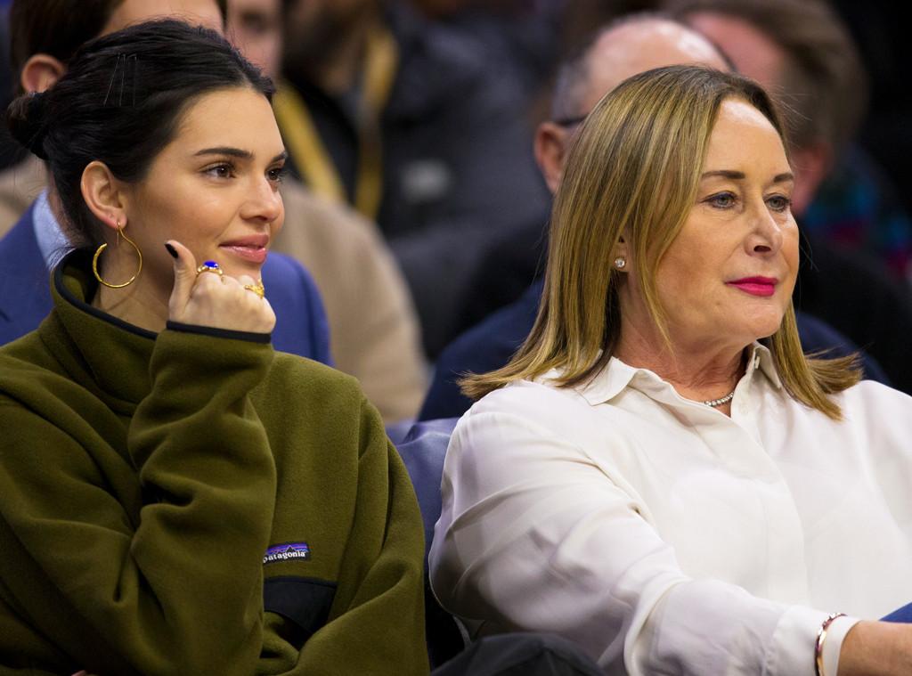 Kendall Jenner, Julie Simmons