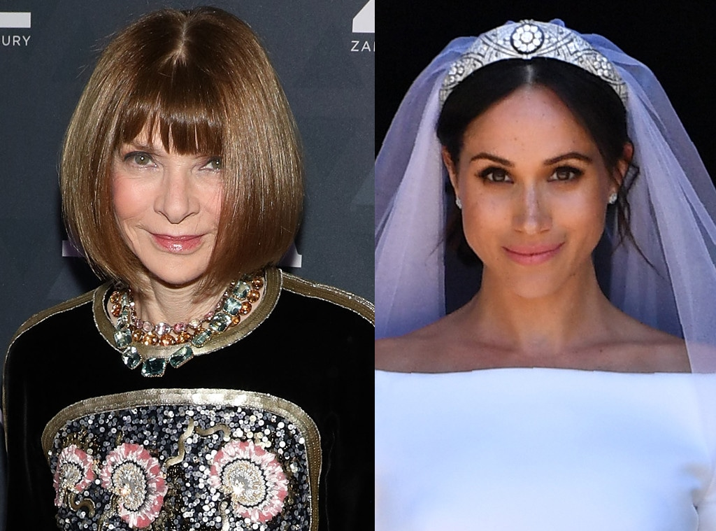 Anna Wintour, Meghan Markle, Duchess of Sussex