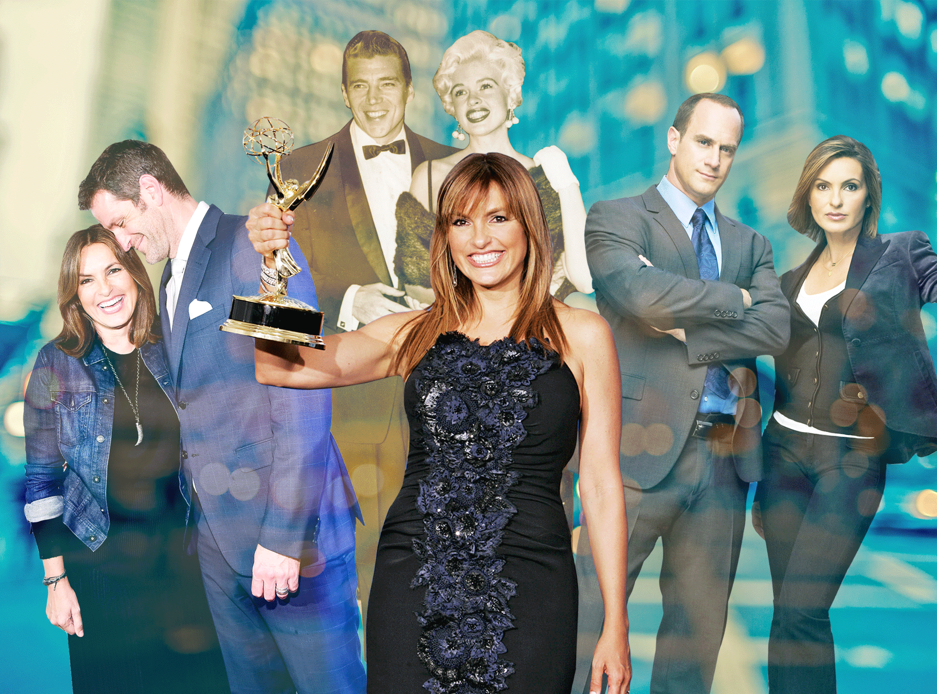 Mariska Hargitay, Birthday Feature