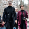 Cristiano Ronaldo, Georgina Rodriguez, Court Appearance