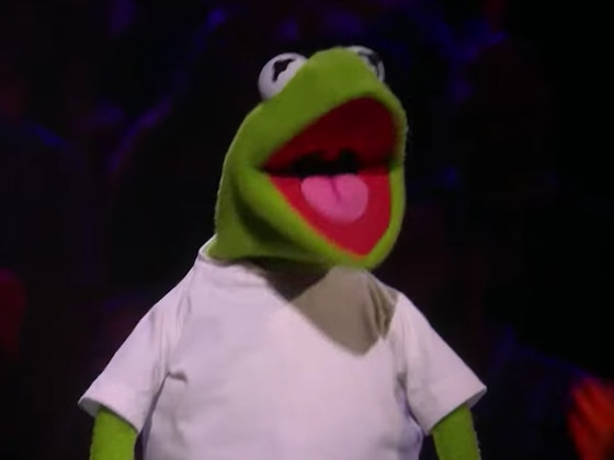 This <i>Drop the Mic</i> Video Is Only the Place Where You Can Find Hailey Bieber, Muppets and <i>Glee</I> Stars Rapping</i>