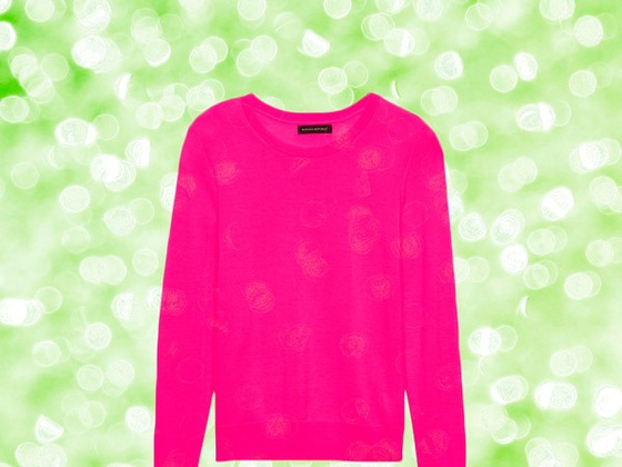 Neon Knits to Brighten Up Your Look