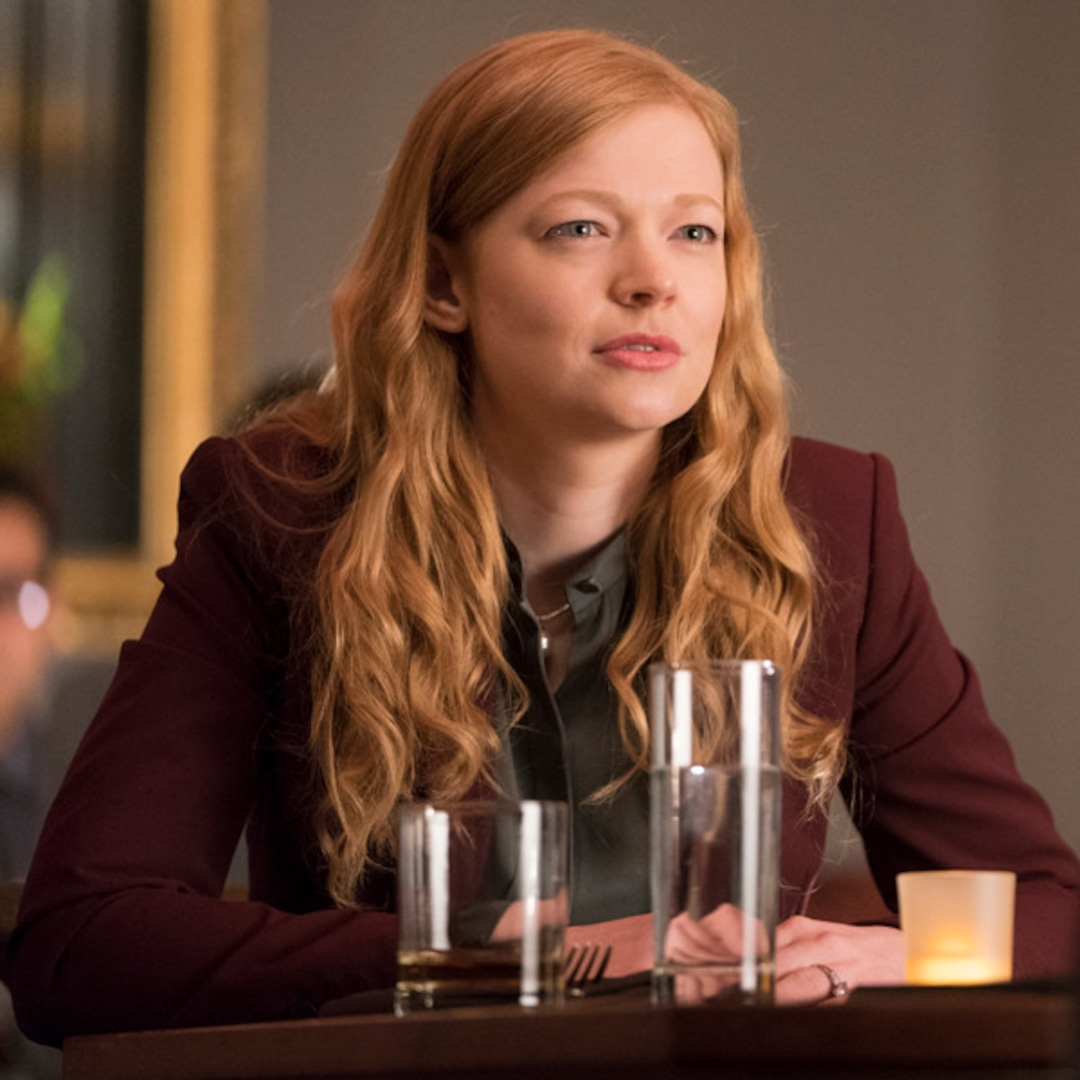 Successions Sarah Snook Says Her Family Is Safe from