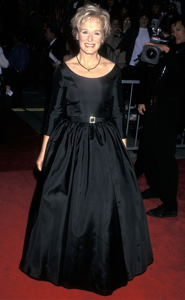 Glenn Close, First Time Photographed at SAGs