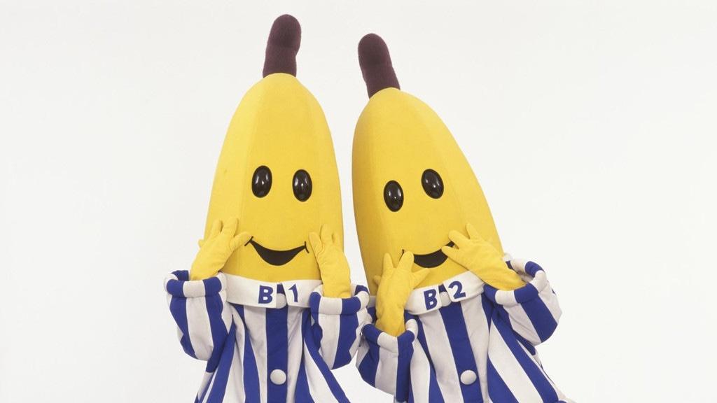 Bananas en Pijama
