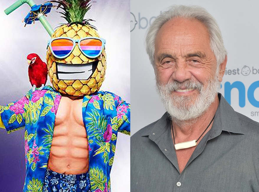 The Masked Singer, Tommy Chong