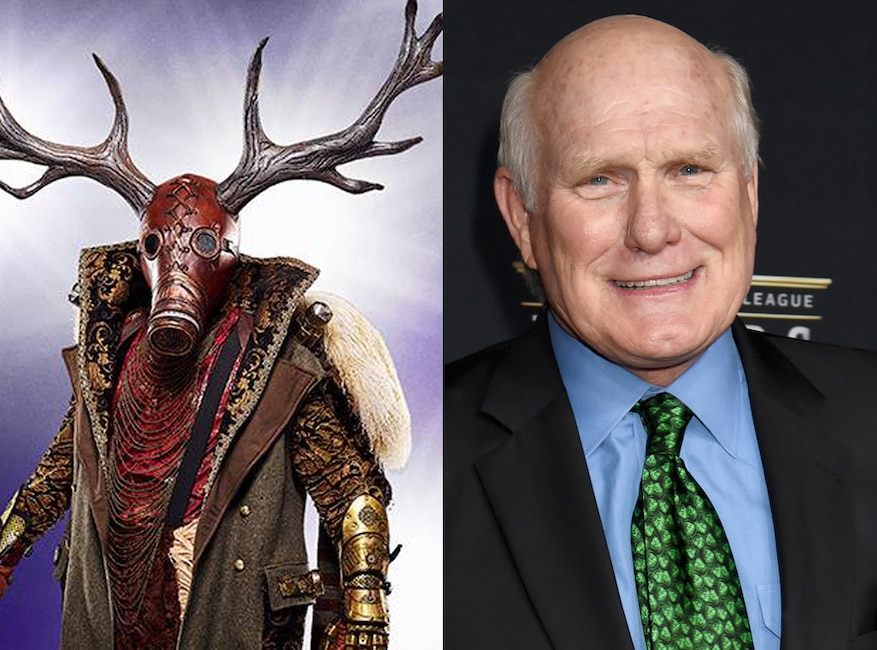 The Masked Singer, Terry Bradshaw