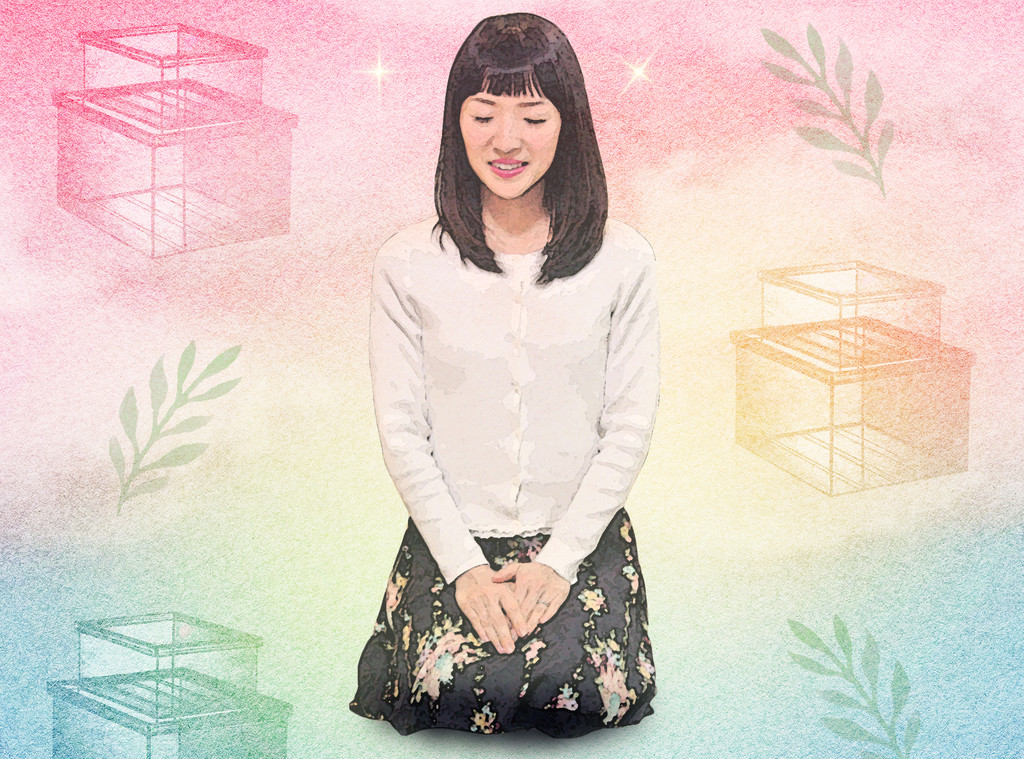 Inside Marie Kondo's Tidy World