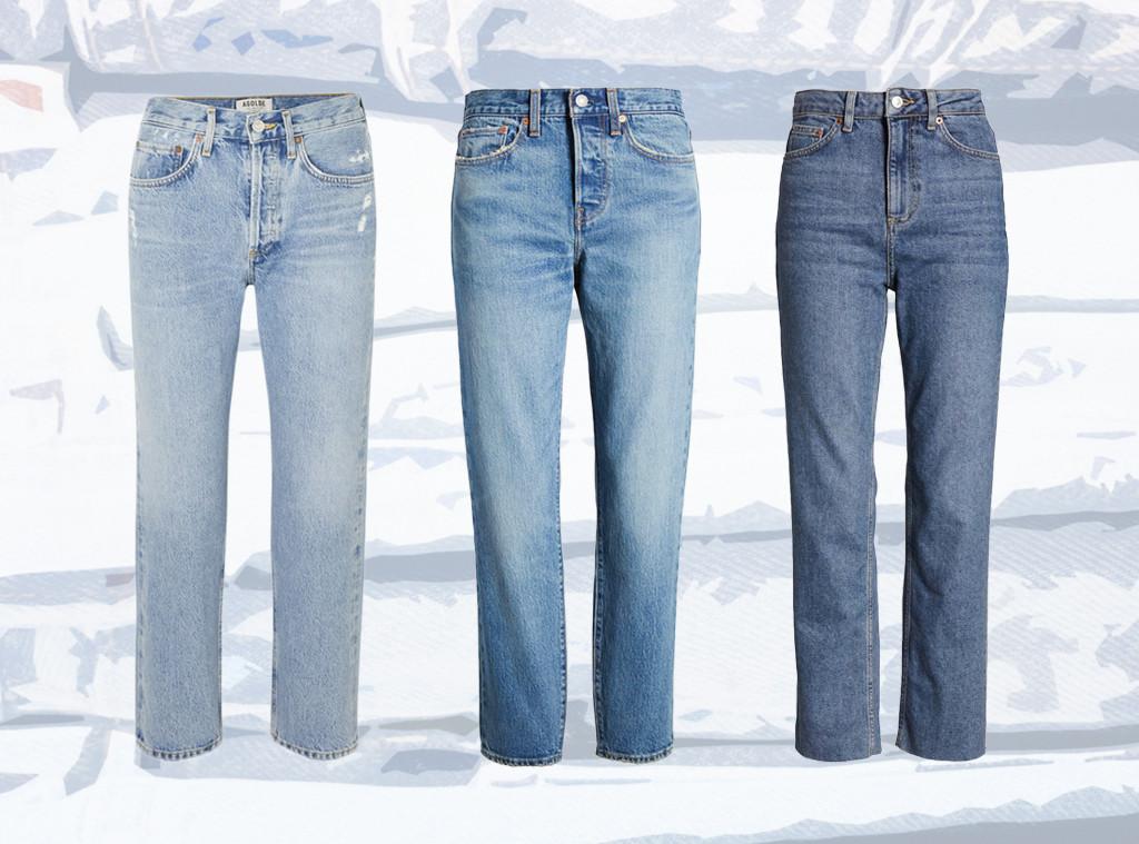 E-Comm: Shop These On-Trend Denim Pants