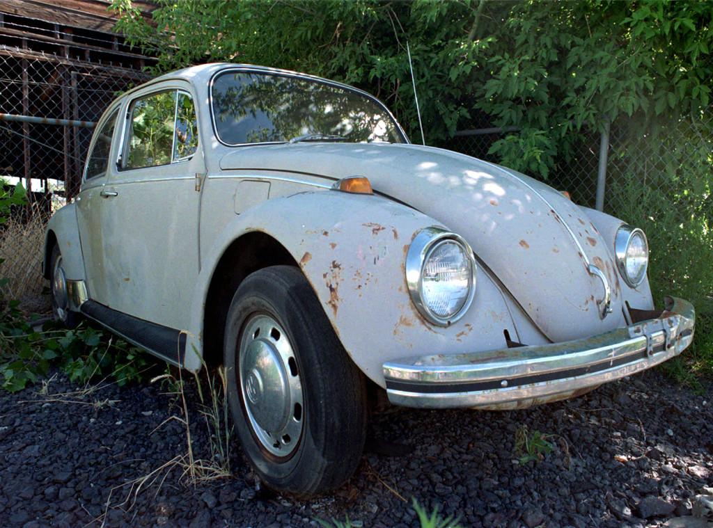 Ted Bundy, VW Beetle