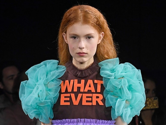 Viktor & Rolf's New Collection Is a Major Mood at Fashion Week