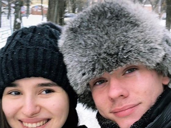 <i>90 Day Fianc&eacute;</i>'s Olga and Steven Reunite in Russia Before Taking One Big Relationship Step