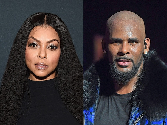 Taraji P. Henson Clarifies Stance on R. Kelly After Sparking Backlash Over Post