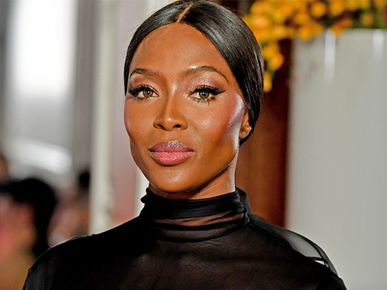 Naomi Campbell Makes Jaw-Dropping Return to Valentino Runway After 14 Years