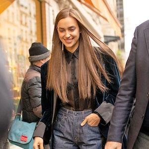 Irina Shayk, 2019 Paris Fashion Week, Celeb Street Style