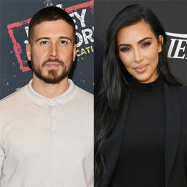 Jersey Shore's Vinny Guadagnino Wants Kim Kardashian To