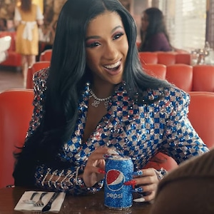 Cardi B, Super Bowl, Commercial