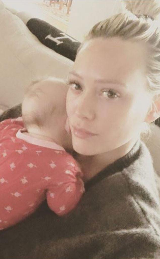 Hilary Duff, Banks, Daughter