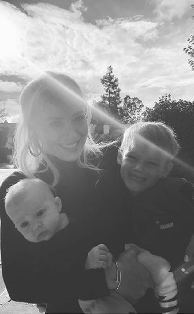"""Worrying Is Part of the Game -  """"You're always worrying,"""" Duff told Today  about parenthood. """"Everyone wants their kids' lives to go perfectly, which is obviously not possible all the time. But it's so fun. I'm so lucky."""""""