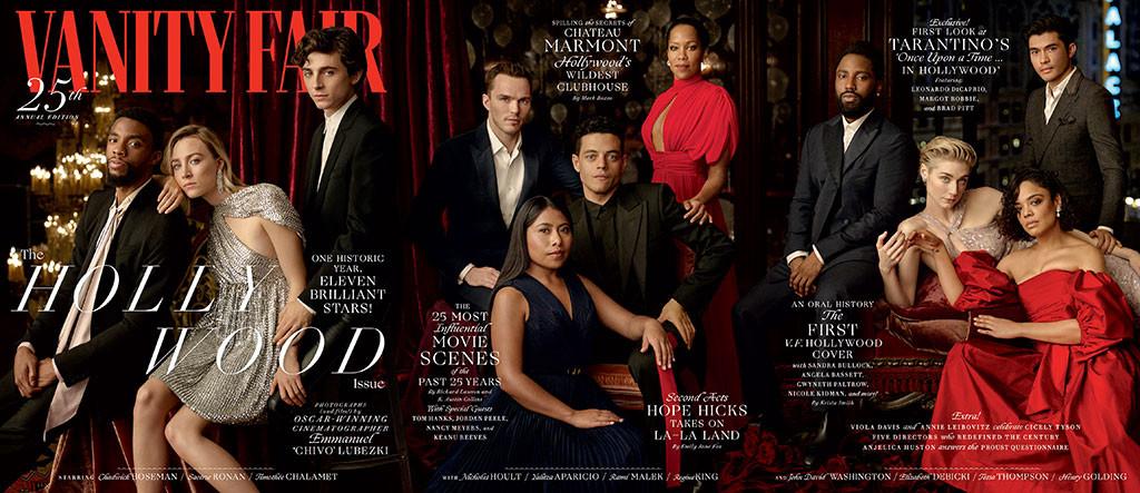 Vanity Fair, Hollywood Issue 2019