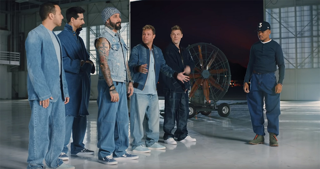 Backstreet Boys Teach Chance The Rapper To Dance For Hilarious