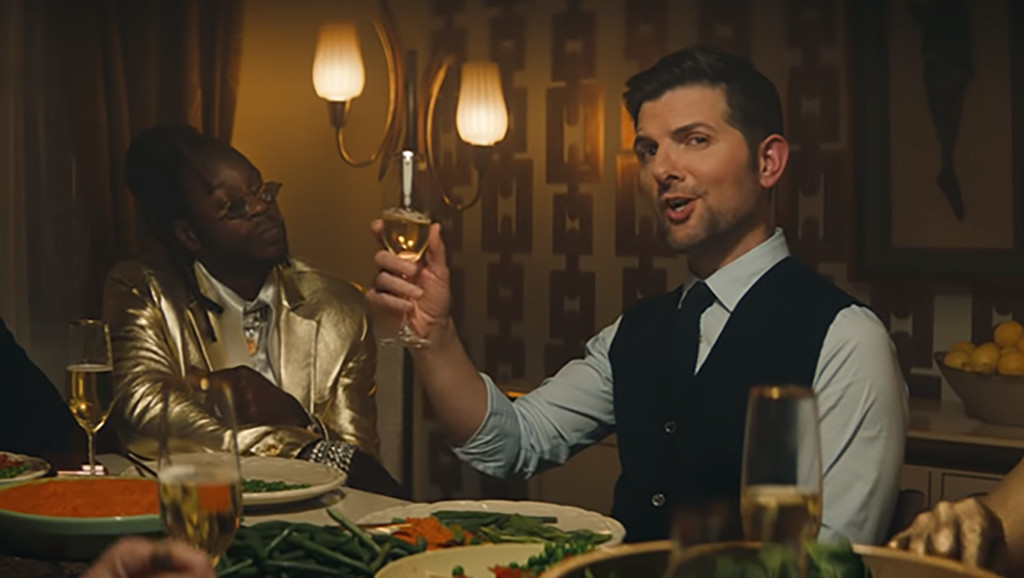 Adam Scott ''Accomplished'' His Dream of Starring in a Super Bowl Ad
