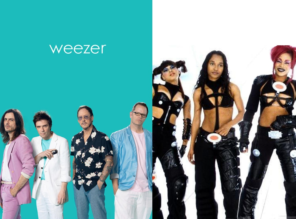 Weezer Debuts Cover of 'No Scrubs' on The Teal Album