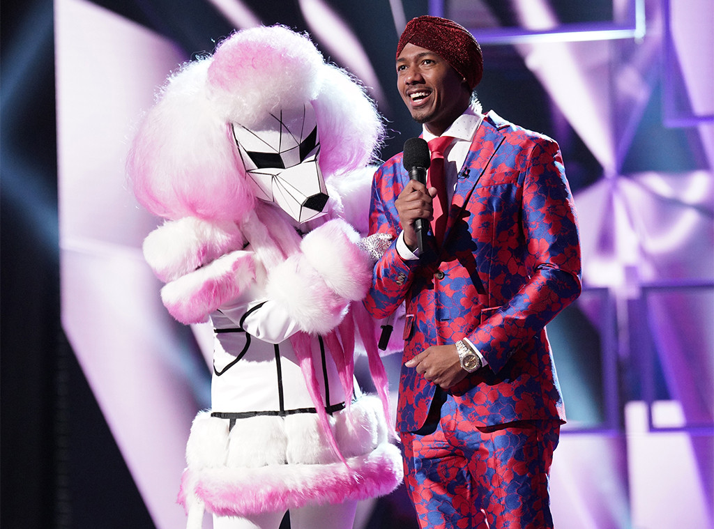 The Masked Singer, Margaret Cho, Nick Cannon