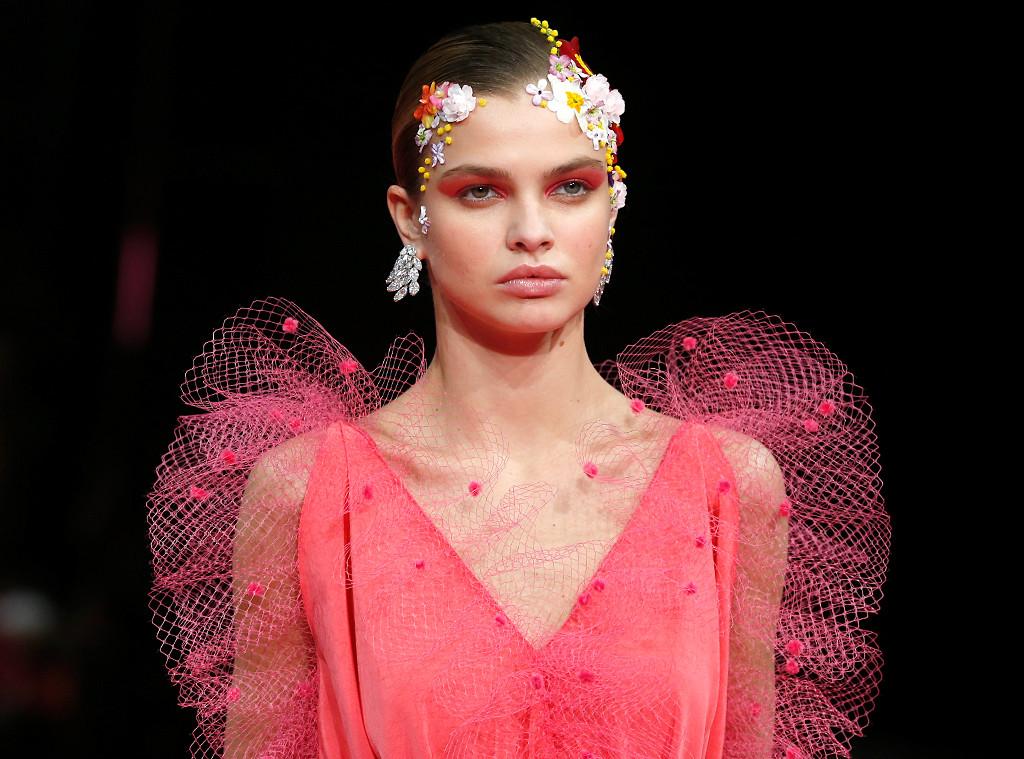Fashion Week Beauty Looks