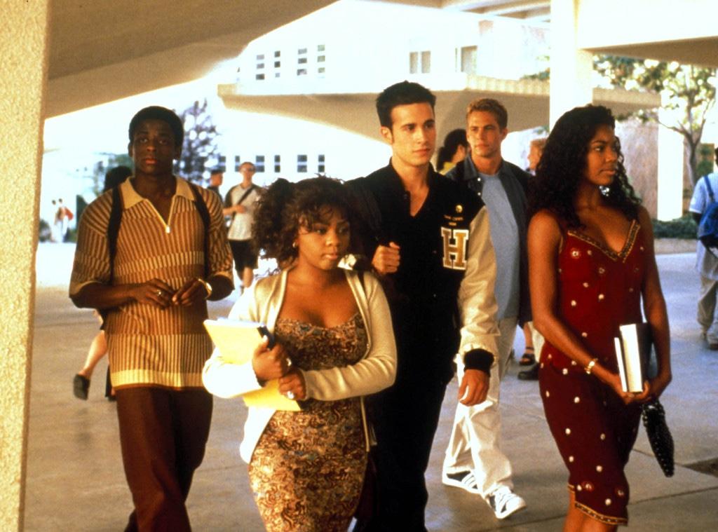 Dude Hill, Gabrielle Union, Freddie Prinze Jr., Lil Kim, Paul Walker, She's All That