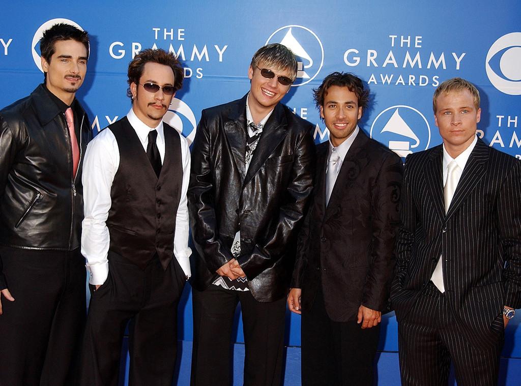 Backstreet Boys, 2002