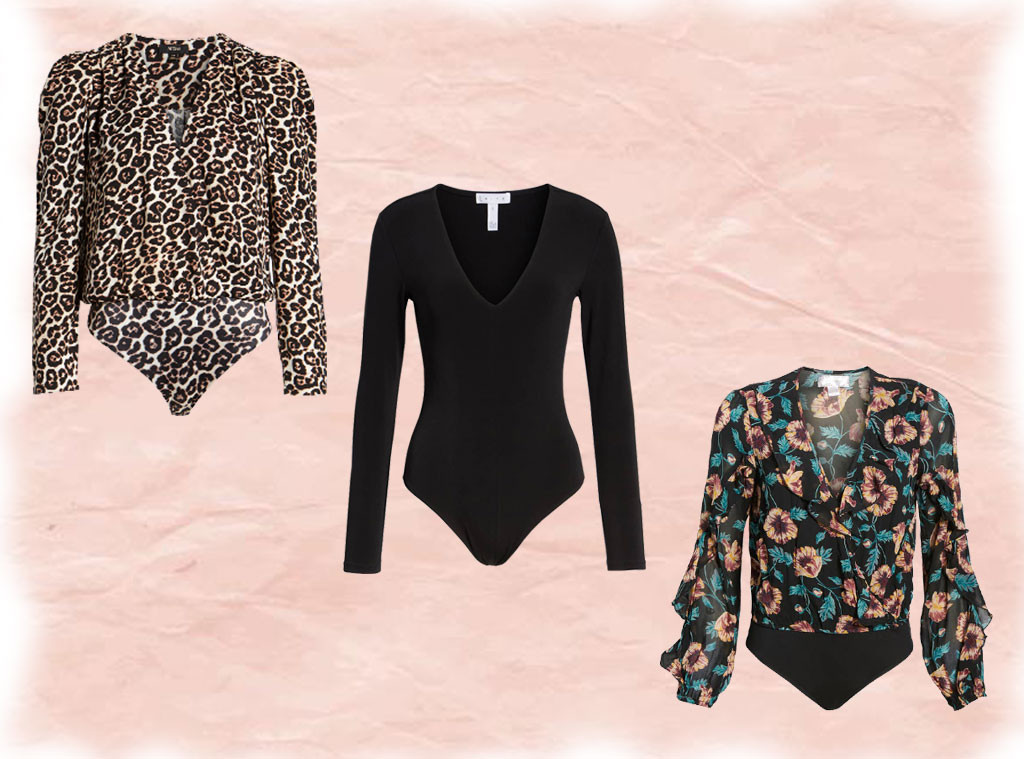 E-Comm: Shop These Trendy Bodysuits