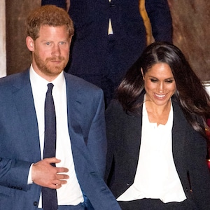 Prince Harry, Meghan Markle, 2018 Endeavour Fund Awards