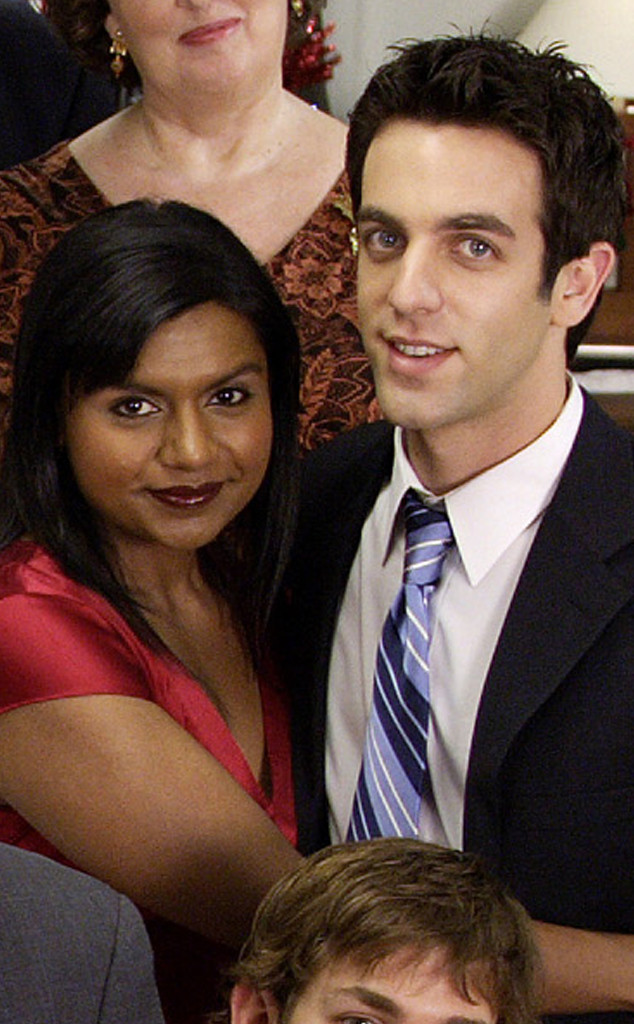 Mindy Kaling, B.J. Novak, The Office