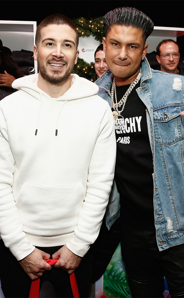 Jersey Shore's Vinny & Pauly D To Look For Love On TV - E! Online