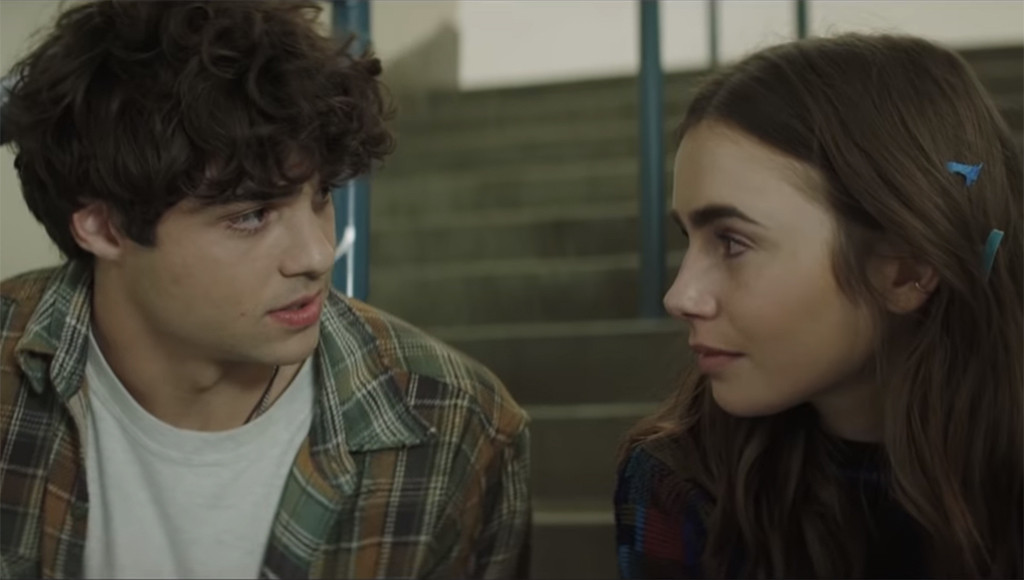Noah Centineo, Lily Collins, ARTY, Music Video
