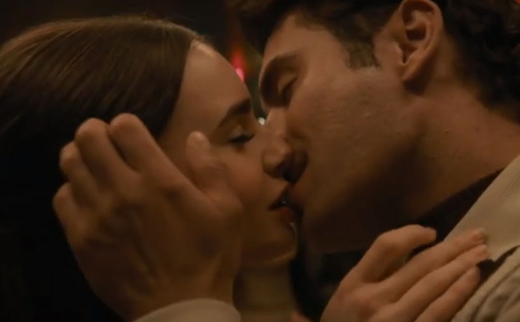 Zac Efron, Lily Collins, Ted Bundy, Movie