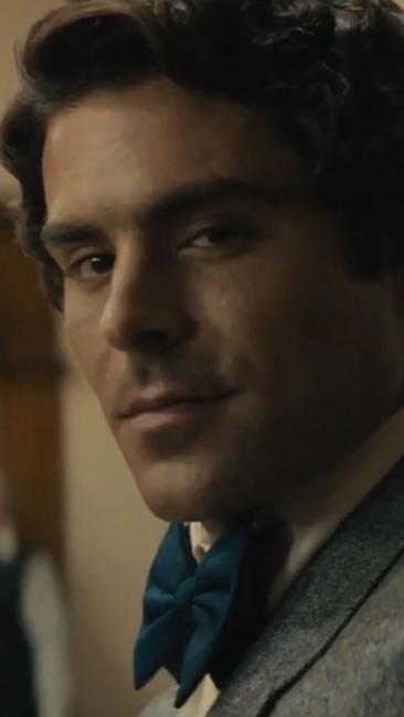 Zac Efron, Lily Collins, Ted Bundy, Movie