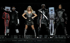 Black Eyed Peas, Super Bowl
