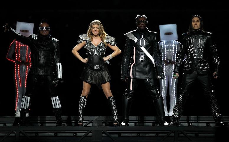 Black Eyed Peas, Super Bowl