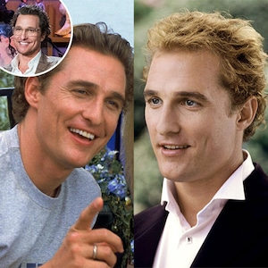 Matthew McConaughey, What What Happens Live, How To Lose A Guy In 10 Days, The Wedding Planner, Inset