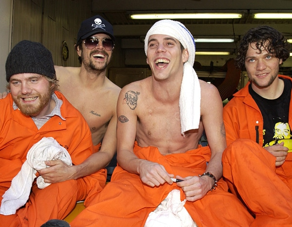 Johnny Knoxville would be an amazing guest. Would love to ...